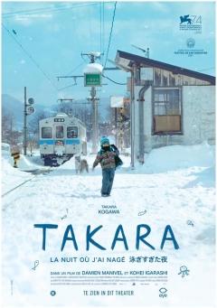 Takara - La nuit où j'ai nagé (2017)