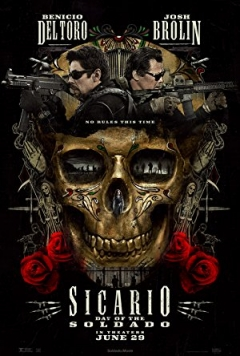 Kremode and Mayo - Sicario 2: soldado reviewed by mark kermode
