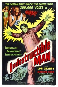 Indestructible Man (1956)