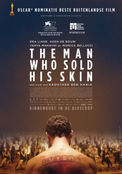 The Man Who Sold His Skin Trailer