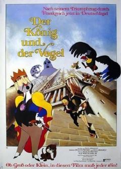 Roi et l'oiseau, Le (1980)