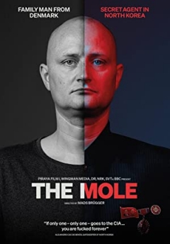 Filmposter van de film The Mole: Undercover in North Korea (2020)