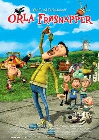 Orla de Kikkerslikker (2011)