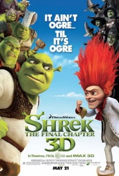 Shrek Forever After (2010)