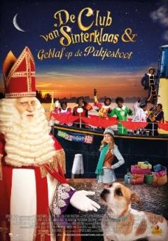 De Club van Sinterklaas & Geblaf op de Pakjesboot (2016)
