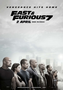 Fast & Furious 7 - Trailer Launch