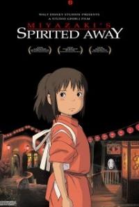 Filmposter van de film De reis van Chihiro (2001)