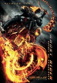 Ghost Rider: Spirit of Vengeance poster