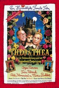 Theo en Thea en de ontmaskering van het tenenkaasimperium (1989)