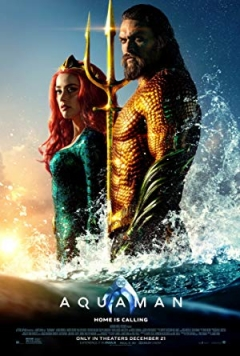 Aquaman - extended trailer
