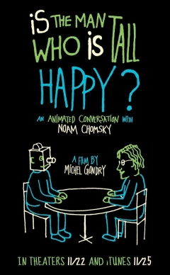 Is the Man Who Is Tall Happy?: An Animated Conversation with Noam Chomsky Trailer