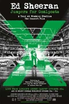 Ed Sheeran Jumpers for Goalposts (2015)