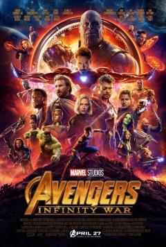 Avengers: Infinity War Part 1 3D