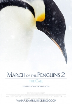 March of the Penguins 2: The Call poster