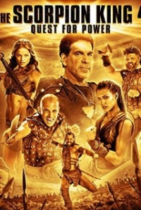 The Scorpion King: The Lost Throne (2015)