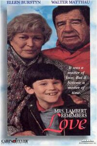 Mrs. Lambert Remembers Love (1991)