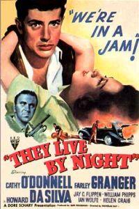 Filmposter van de film They Live by Night