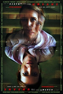 Unsane poster