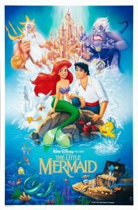Filmposter van de film The Little Mermaid (1989)