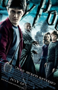 Harry Potter and the Half-Blood Prince Trailer