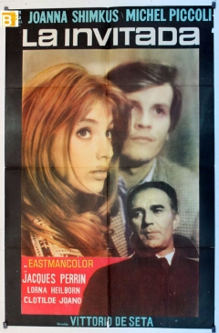 L'invitata (1969)