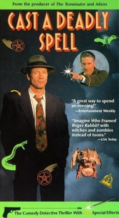 Cast a Deadly Spell (1991)