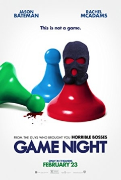 Game Night - Officiele trailer 1