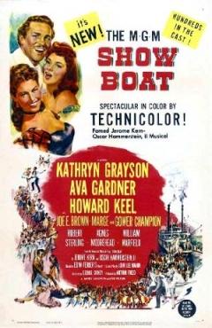 Show Boat Trailer