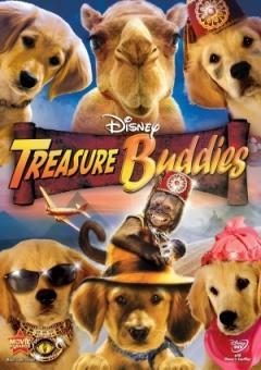 Treasure Buddies Trailer