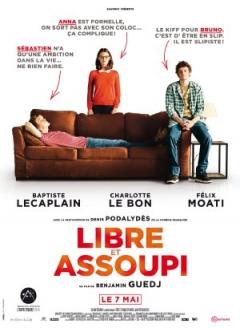 Libre et assoupi (2014)