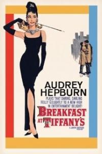 Filmposter van de film Breakfast at Tiffany's (1961)