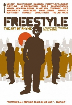 Freestyle: The Art of Rhyme Trailer
