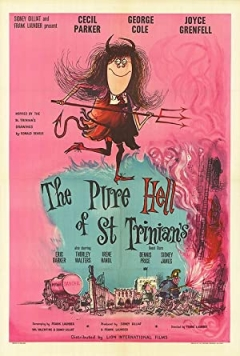 The Pure Hell of St. Trinian's (1960)