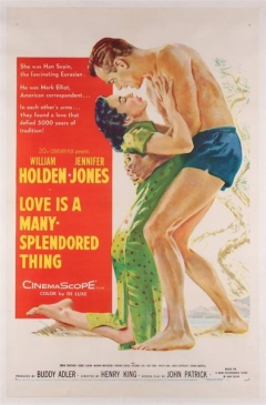 Love Is a Many-Splendored Thing Trailer