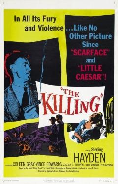 Filmposter van de film The Killing