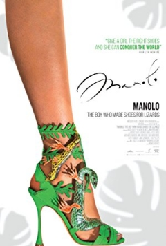 Manolo: The Boy Who Made Shoes for Lizards (2017)