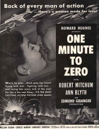 One Minute to Zero (1952)