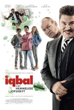 Iqbal & den hemmelige opskrift (2015)