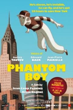 Phantom Boy poster