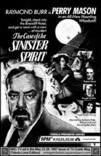 Perry Mason: The Case of the Sinister Spirit (1987)
