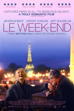 A Weekend in Paris poster