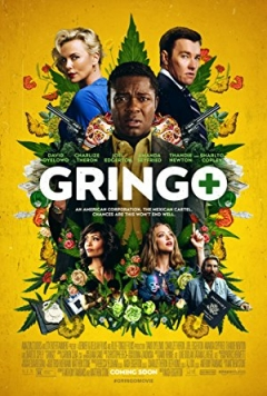 Gringo - Green band trailer