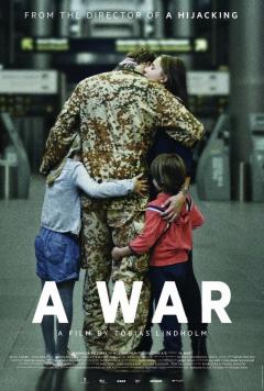 Krigen poster