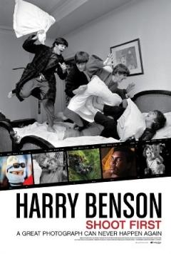 Harry Benson: Shoot First (2016)