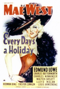 Every Day's a Holiday Trailer