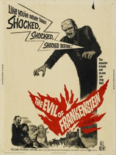The Evil of Frankenstein (1964)