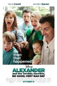 Alexander and the Terrible Horrible No Good Very Bad Day (2014)