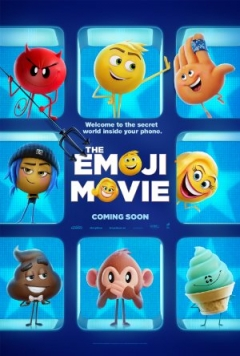 The Emoji Movie poster