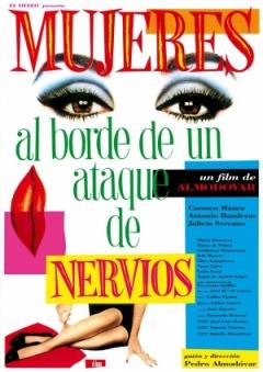 Mujeres al borde de un ataque de nervios (1988)
