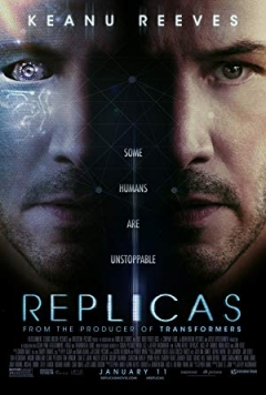 Replicas - teaser trailer